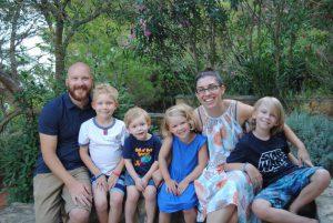 Bohall family 2016