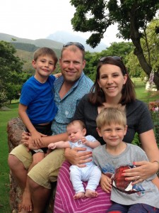 Davis Family Fall 2014